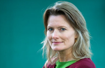 Writer Jennifer Egan, who live-tweeted one of her short stories via the New Yorker.