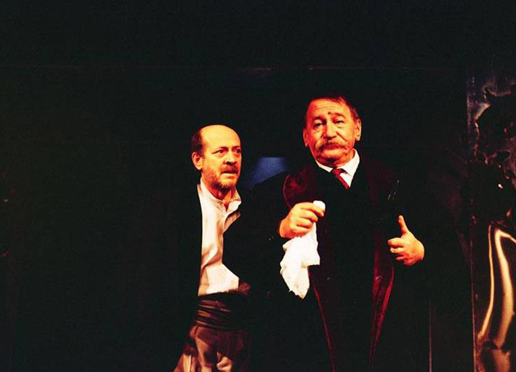 Derviš i smrt, Narodno pozorište, Kruševac, 1993.