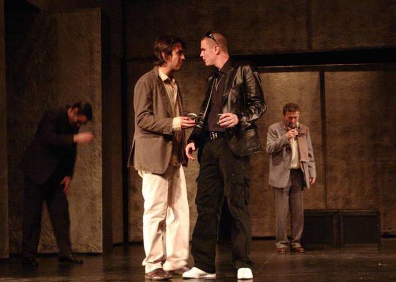Tvrđava, kruševačko Narodno pozorište, 2008.