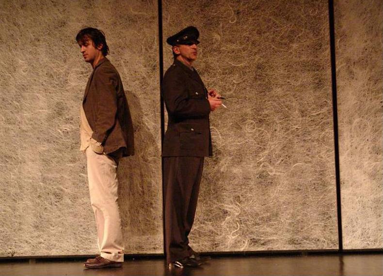 Branislav Trifunović i Nebojša Vranić, Tvrđava, kruševačko Narodno pozorište, 2008.
