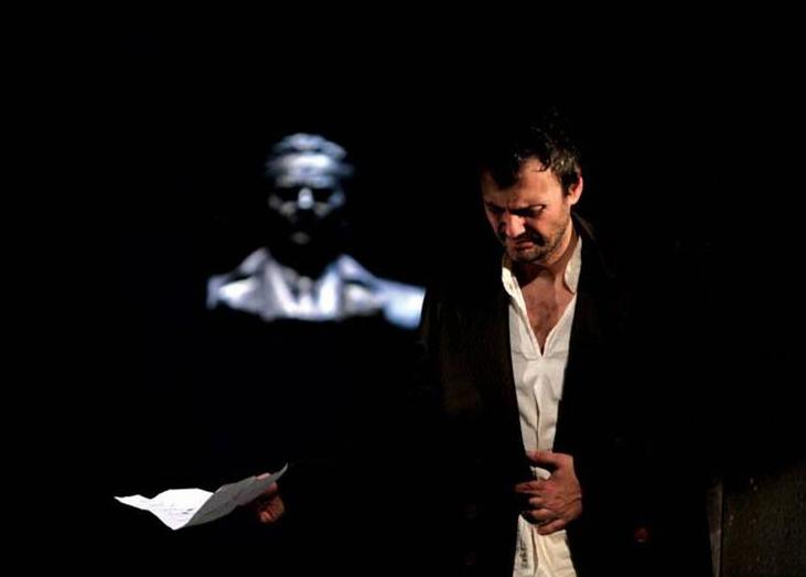 Nikola Ristanovski (Ahmet Nurudin), Derviš i smrt, beogradsko Narodno pozorište, 2008.