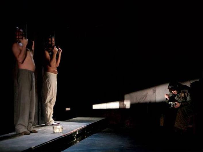 Derviš i smrt, beogradsko Narodno pozorište, 2008.