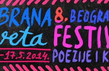 8. beogradski festival poezije
