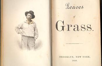 Vlati trave, Volt Vitmen, 1856