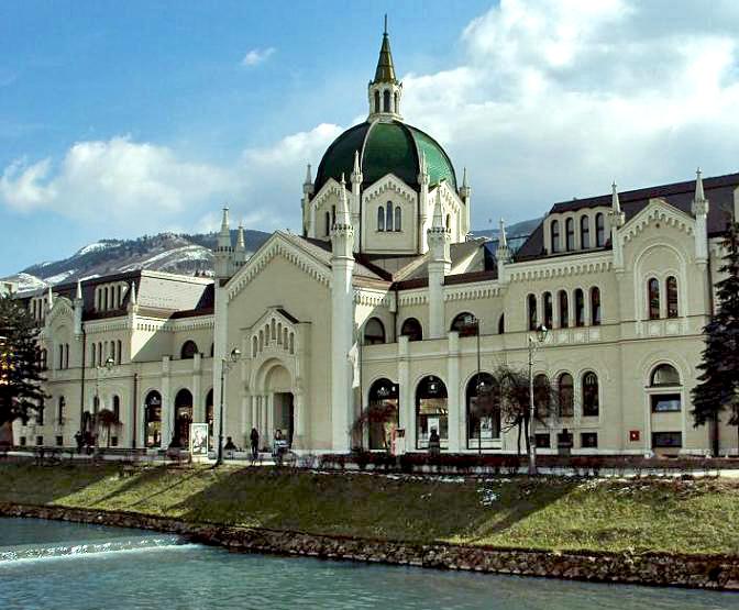 Akademija likovnih umetnosti, Sarajevo