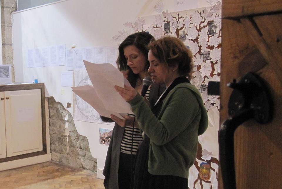 Ana Seferović i Alice Maddicott