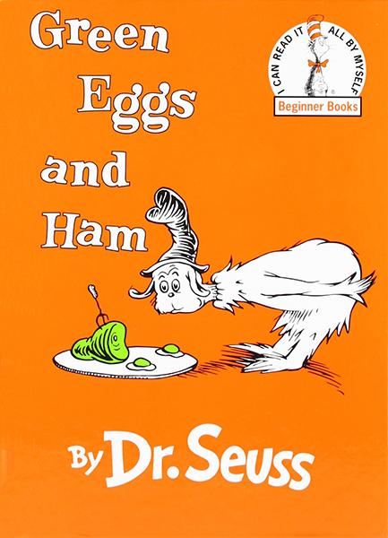 Zelena jaja i šunka