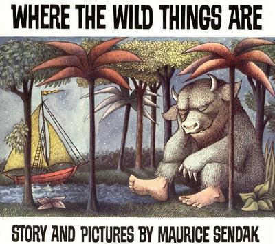 Tamo gde su divlje stvari - Moris Sendak