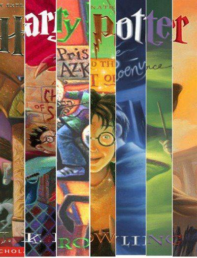 """Korice serijala """"Hari Poter"""" - Džoan Rouling"""