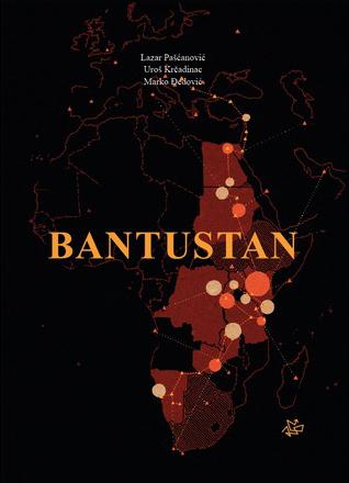 Bantustan, samizdat, 2015.