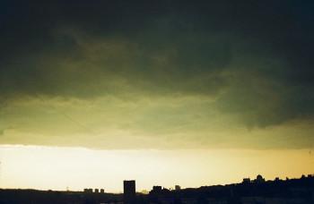 Beograd, oblačno