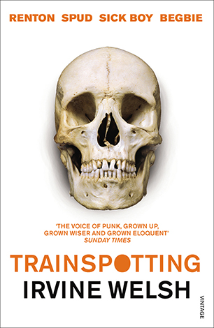 Trainspotting, Irvin Velš