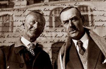 Herman Hese i Tomas Man