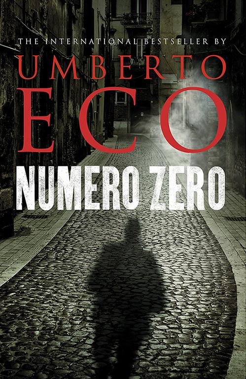 """""""Broj nula"""", Umberto Eko"""