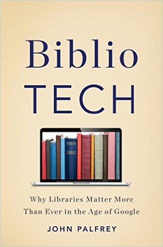 """Biblio Tech"", Džon Palfri"