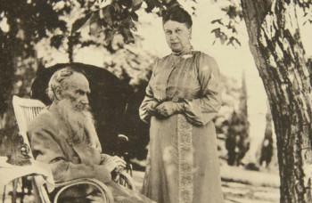 Lav i Nadežda Tolstoj