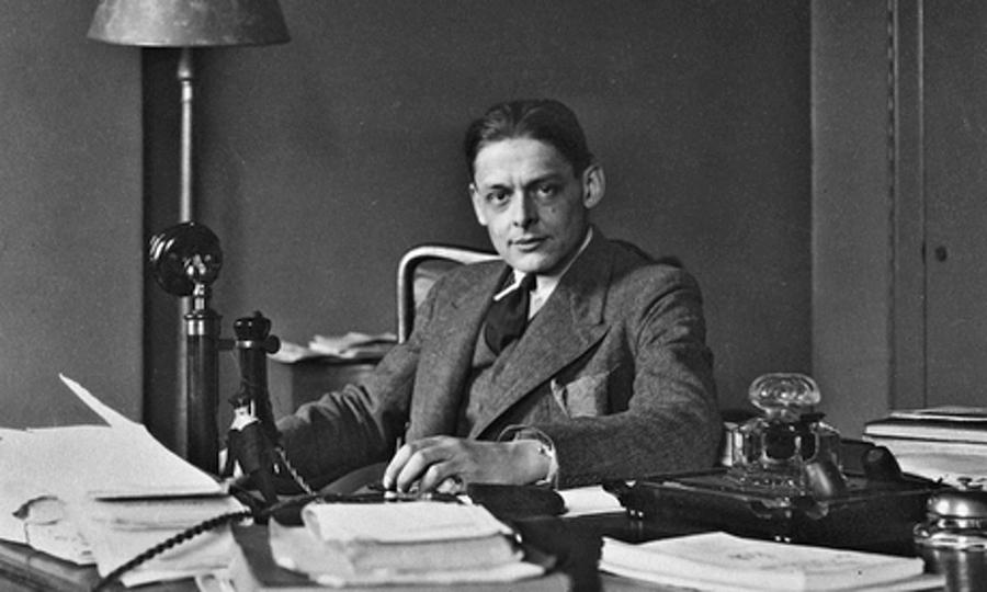 Tomas Sterns Eliot (1888 - 1965)