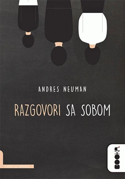 "Andres Neuman, ""Razgovori sa sobom"", Booka, Beograd, 2015."