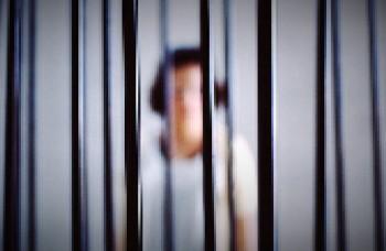 žena u zatvoru