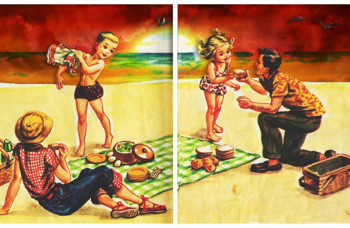summer-beach-happy-familycollage