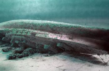 potopljen brod