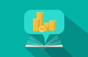 knjige i novac