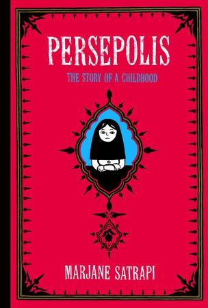 """""""Persepolis"""", Marđan Satrapi"""