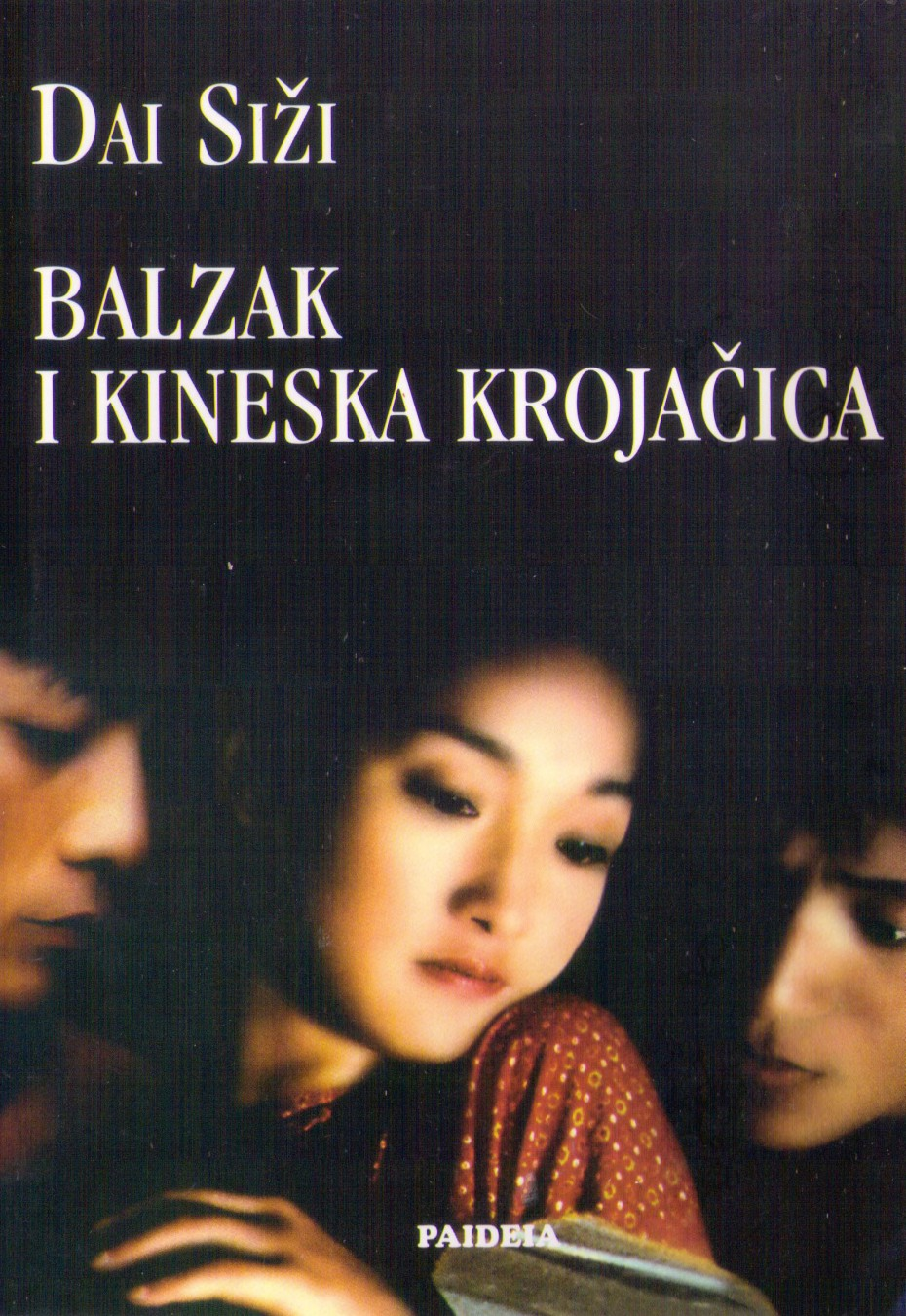 """Balzak i kineska krojačica"", Dai Siži"