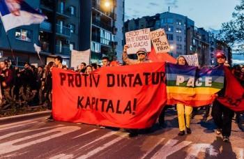 protesti, novi sad