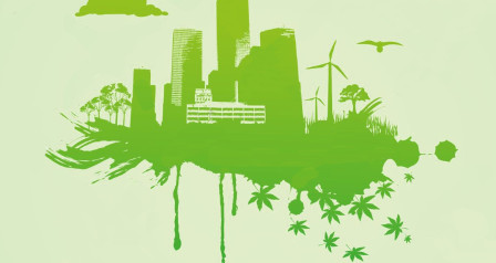 14127158-green-eco-town-abstract-ecology-town-illustration-stock-vector