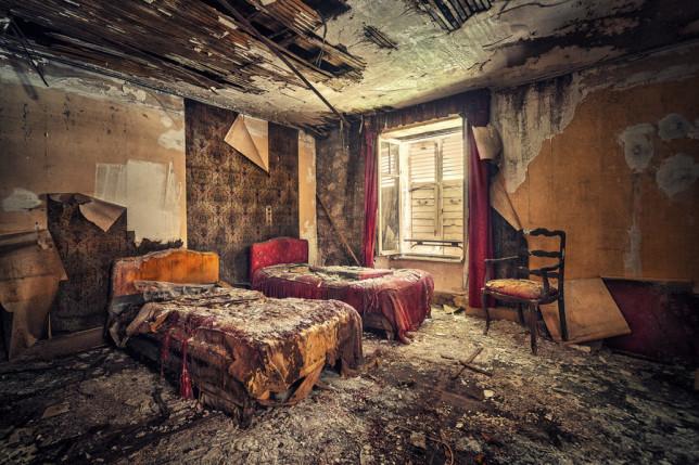 napušteni hotel