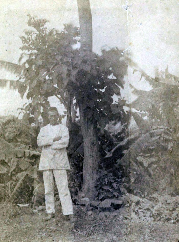Rembo u Harareu, 1883.