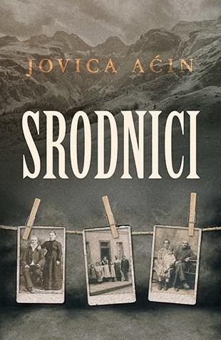 """Jovica Aćin: """"Srodnici"""" (Laguna)"""