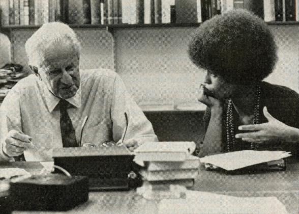 Herbert Markuze i Anđela Dejvis