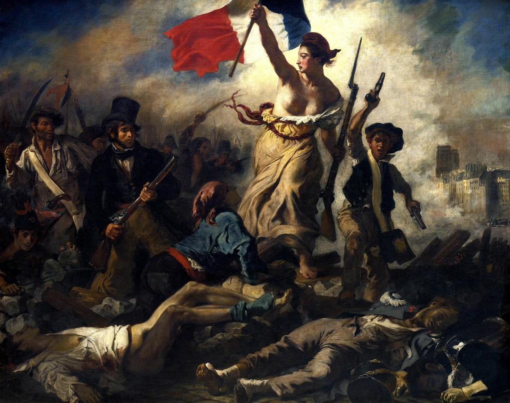 E. Delakroa: Sloboda predvodi narod