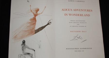 Salvador Dali i Alisa