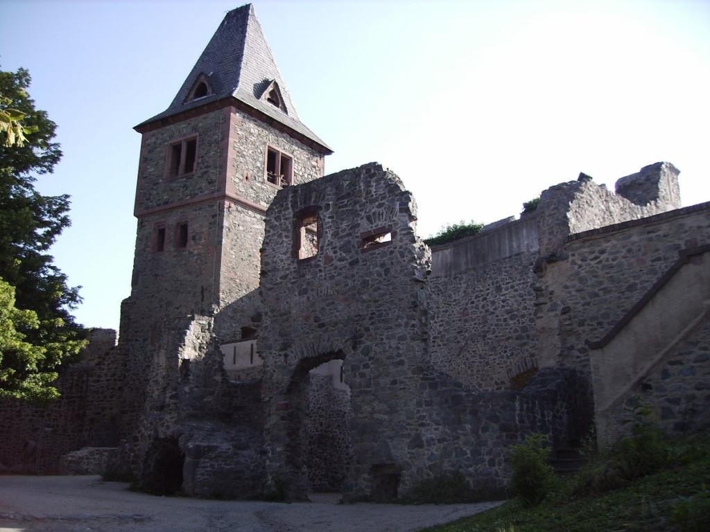 Zamak Frankenštajn (Foto: Wikipedia)