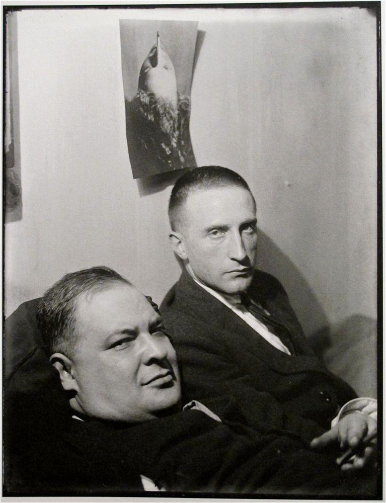 Džozef Stela i Marsel Dišan
