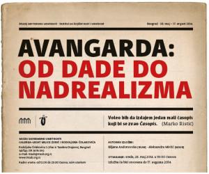 Izložba posvećena dadaističkoj i nadrealističkoj periodici
